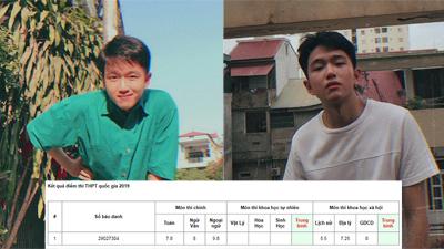 'Hot boy IELTS 8.0' đạt 9.8 điểm tiếng Anh, tiếc nuối vì khoanh nhầm đáp án