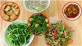 Gợi ý thực đơn 10 ngày đơn giản mà vẫn đảm bảo dinh dưỡng, bạn không phải đau đầu nghĩ 'hôm nay ăn gì?'