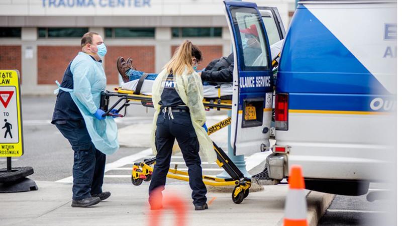 Mỹ: Hơn 10.000 ca nhiễm Covid-19tử vong, New York dự đoán đạt đỉnh dịch