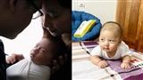 Mẹ trẻ khoe ảnh con 'lườm nguýt': Thành quả của 1 thai kì 'hằn học' là đây!