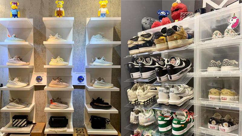 Ngắm bộ sưu tập giày 'khủng' của 9X Sài Gòn: Hơn 100 đôi, đôi đắt nhất hơn 30 triệu đồng