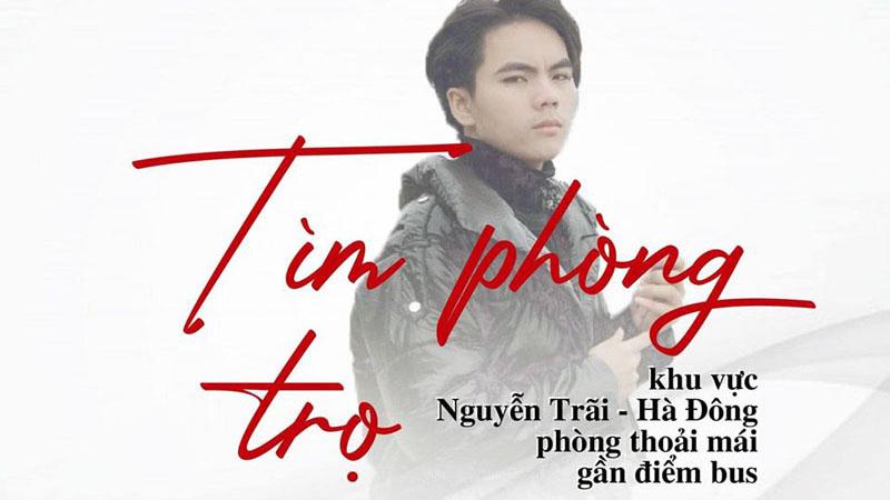 Chàng trai tìm phòng trọ bằng ảnh poster 'xịn sò': Xin lỗi đây không phải là MV!