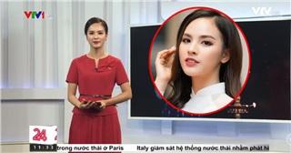Vừa 'lên sóng', nữ MC mới toanh của Chuyển động 24h đã chiếm trọn spotlight