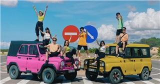 Bộ ảnh rực rỡ sắc màu của hội bạn thân 13 năm lần đầu đi du lịch cùng nhau