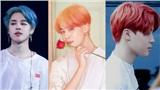 'Tắc kè hoa' Jimin: Số màu tóc đã nhuộm còn nhiều hơn số năm hoạt động nghệ thuật!