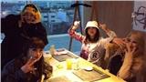 Xúc động với hình ảnh 2NE1 tụ họp, cùng thổi nến mừng 10 năm ra mắt