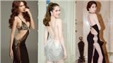 Không phải đến Cannes mới 'hở bạo' đâu, Ngọc Trinh có cả một bộ sưu tập những chiếc váy còn nóng hơn thời tiết Hà Nội đây này!