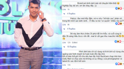 Sao Việt 'mỉa mai' Trương Thế Vinh đòi 25 triệu đồng phí quảng cáo, netizen phản ứng như thế nào?