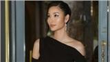 Vì kiểu make-up không phù hợp, Hoàng Thùy trông nhợt nhạt trong sự kiện chọn Trang phục dân tộc cho Hoa hậu Hoàn vũ 2019