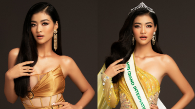 Dẫn đầu bảng xếp hạng bình chọn, Kiều Loan đang tiến vào đêm chung kết Hoa hậu Hòa bình 2019 với một suất trong top 10?