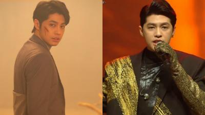 Noo Phước Thịnh thể hiện phong độ đỉnh cao, trình diễn ca khúc mới trên sân khấu lễ trao giải của Hàn Quốc