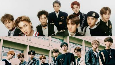 Debut chưa tới một ngày, nhóm nhạc có 2 cựu thành viên X1 đã dính nghi án đạo nhái EXO