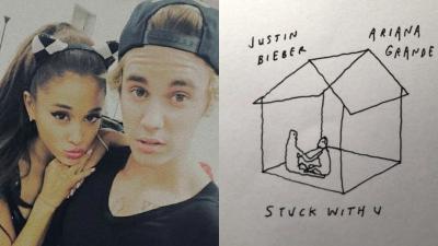 HOT: Ariana Grande và Justin Bieber sẽ trình làng ca khúc hợp tác trong tuần tới!