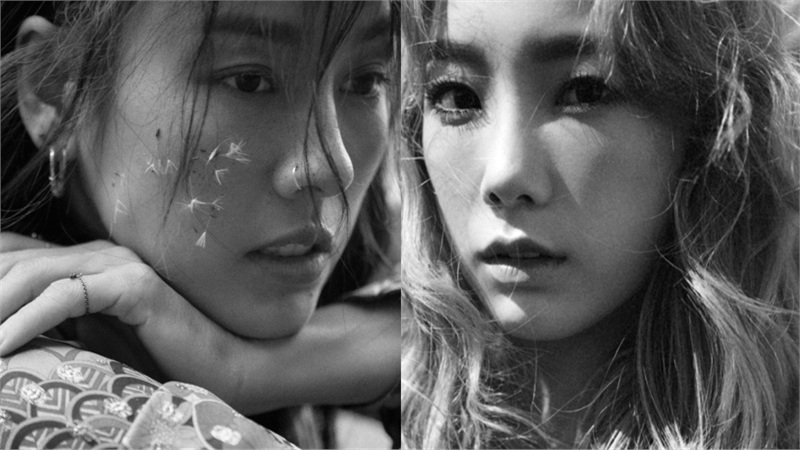 Bạn có biết: Cùng thành công cả khi hoạt động nhóm lẫn solo, nhưng Taeyeon và Lee Hyori lại khác nhau ở điểm này!