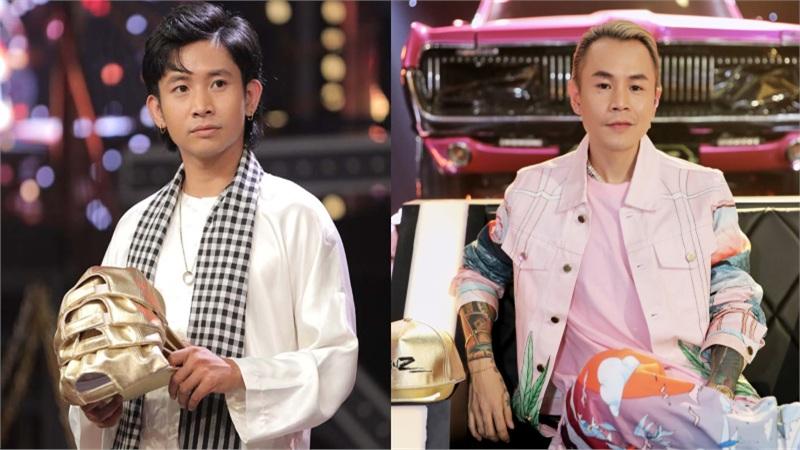 Binz khẳng định sẽ làm nên lịch sử với nam rapper 'Sao anh chưa về nhà' (Amee) trong Rap Việt