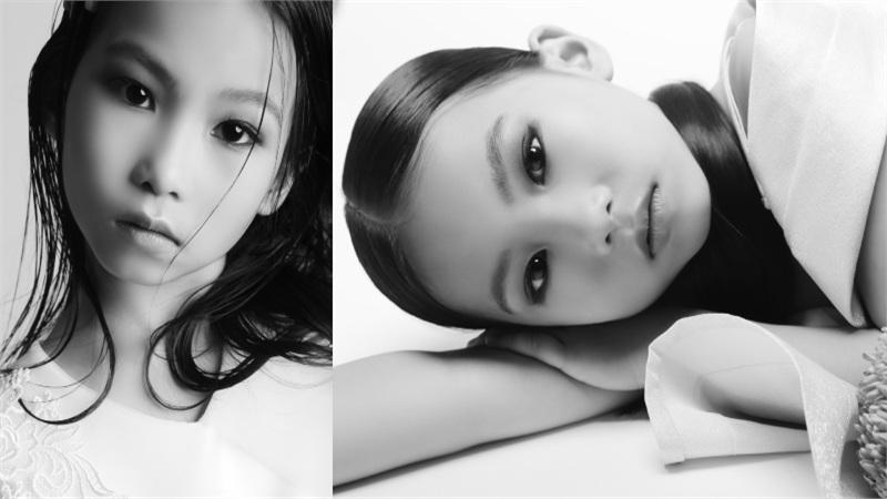 Bất ngờ với thần thái của mẫu nhí Huỳnh Tiểu My trong bộ ảnh mới