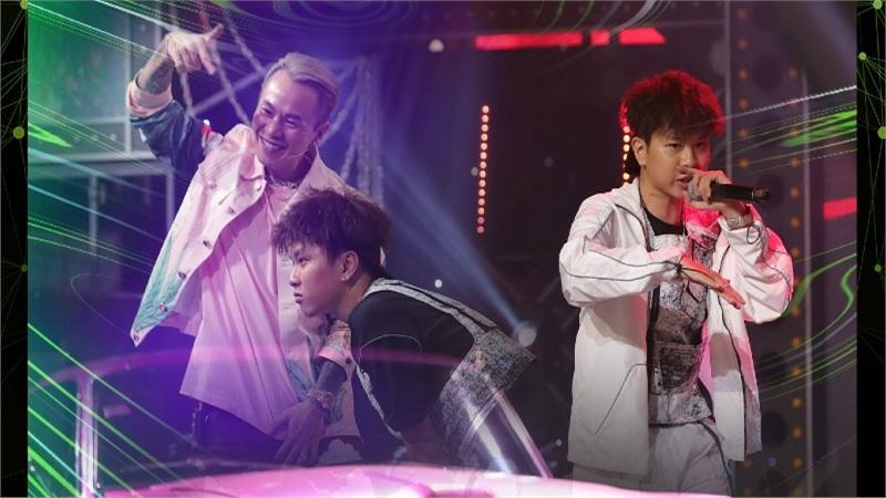 Gặp thí sinh hát xẩm về 'cô hồn tháng 7', Rhymastic không cho về đội Suboi vì 'đội Su mạnh rồi!'