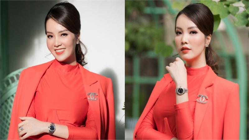 MC Thụy Vân: 'Tôi nhận được tin nhắn 'nhờ vả' khi làm giám khảo cho Hoa hậu Việt Nam 2020'