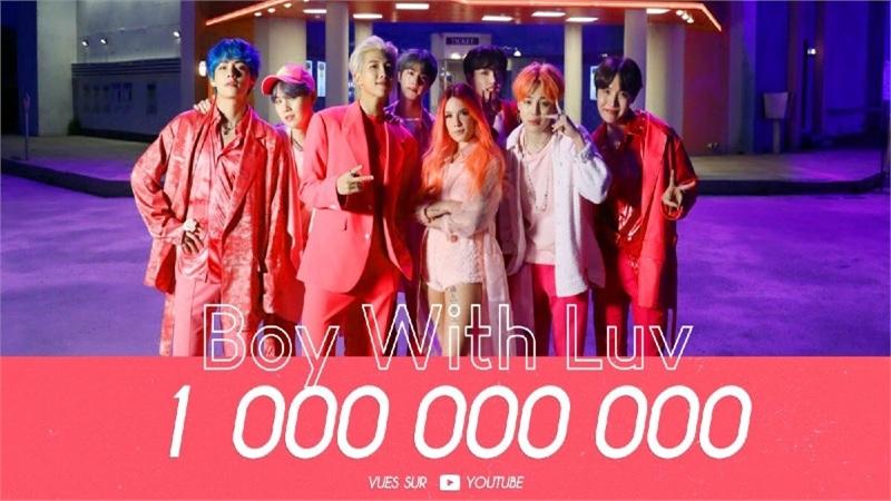 BTS 'san bằng tỉ số' với PSY và theo sát nút Black Pink: Đã 'bỏ túi' MV tỷ view thứ 2 trong sự nghiệp!