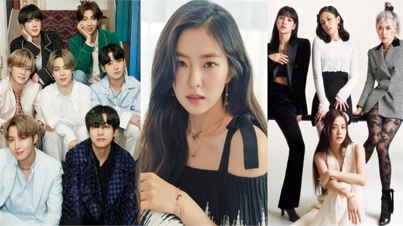 Kpop tuần qua: Lùm xùm chấn động của Irene (Red Velvet), nhóm nhạc Malaysia đạo nhái Black Pink, Jason Derulo 'chọc giận' fan BTS