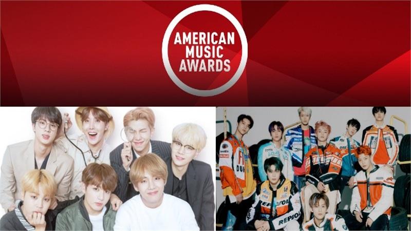 American Music Awards 2020: BTS đụng độ Jonas Brothers và Maroon 5, NCT 127 lần đầu nhận đề cử