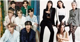 Nghệ sĩ Hàn xuất sắc nhất năm do 200 chuyên gia bầu chọn: Black Pink hay BTS?
