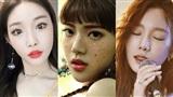 Điểm lại các concept trang điểm của sao Hàn trước khi mùa hè kết thúc