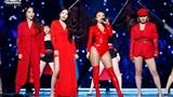 Với hình tượng gợi cảm, những bộ cánh onstage nào đã giúp MAMAMOO tỏa sáng trong suốt năm 2018?