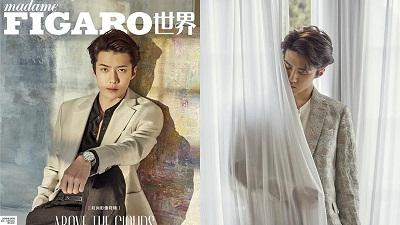 Sehun (EXO) xuất hiện trên bìa và giúp tạp chí Madame FIGARO tẩu tán 20.000 bản trong vài tích tắc
