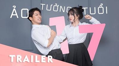 'Ảo tưởng tuổi 17' - cú nổ hoành tráng mở màn cho bữa tiệc phim học đường hè năm 2019 tung trailerkhiến mọt phim đứng ngồi không yên