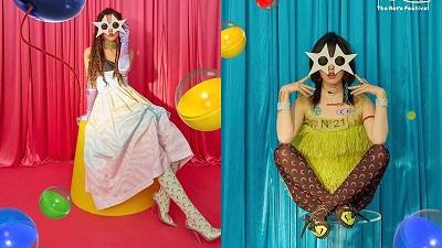 Outfit trong MV 'Zimzalabim' của Red Velvet như tắc kè hoa nhưng toàn đồ hiệu khủng gần trăm triệu đồng