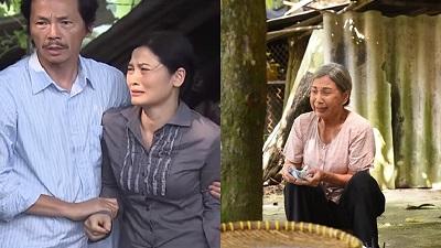 2 người mẹ khổ hạnh của phim truyền hình Việt: cô Hạnh (Về nhà đi Con) và bà Sáu (Tình mẫu tử)