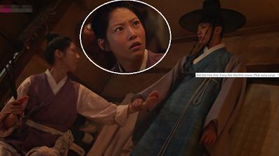 'Biệt đội hoa hòe: Trung tâm mai mối Joseon' tập 3: Trong nguy cấp, Ma Hoon nhận mình là phu quân của Gae Ddong