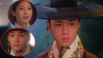 'Biệt đội hoa hòe: Trung tâm mai mối Joseon' tập 10: Nghẹn lòng cảnh Hoàng Thượng bắt quả tang Gae Ddong tỏ tình người khác