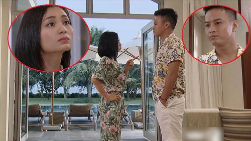 'Hoa hồng trên ngực trái' tập 30: 'Đi guốc trong bụng' anh trai, San hỏi thẳng Bảo về chuyện thích Khuê