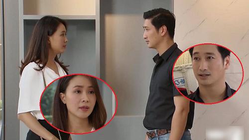 'Hoa hồng trên ngực trái' tập 36: Thái lại gây phẫn nộ khi dám trách ngược Khuê