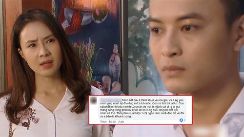 'Hoa hồng trên ngực trái' tập 37: Thương xót khi Thái bị đánh và coi Bảo là 'đáng sợ', lập tức Khuê bị khán giả chỉ trích