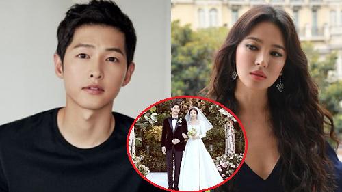 'Cặp đôi thế kỉ' Song Joong Ki - Song Hye Kyo sau 7 tháng ly hôn: Người 'phủ sóng' thương hiệu thời trang, kẻ lui về ở ẩn tránh thị phi