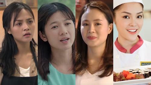 Mẫu số chung của nữ chính màn ảnh Việt năm qua: Từ Thu Quỳnh đến Hồng Diễm ai cũng nấu ăn giỏi như 'Vua đầu bếp', mở tiệm nườm nượp khách