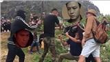 Hồng Đăng và Việt Anh 'tấu hài cực mạnh' khiến fan cười 'không nhặt được mồm' ở hậu trường phim 'Mê cung'