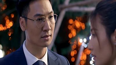 Hạt sạn to đùng ở 'Tình yêu và tham vọng': Phong (Mạnh Trường) xúc động mạnh thoại nhầm cả tên vợ