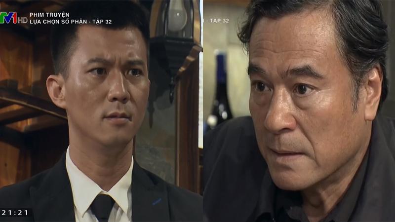 Lựa chọn số phận' tập 32: Dụ dỗ không thành, ông Lộc dọa sẽ xử Cường 'ra bã'