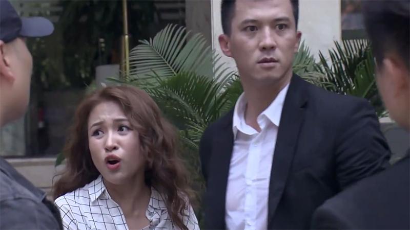 'Lựa chọn số phận' trailer tập 33: Vân Hugo xuất hiện khiến Hà Việt Dũng phải xả thân làm 'anh hùng cứu mỹ nhân'