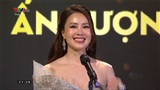 Hồng Diễm bật khóc khi nhận giải Nữ diễn viên ấn tượng tại 'VTV Awards'