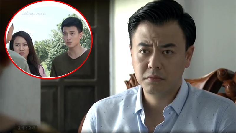 'Lựa chọn số phận' tập 56: Tuấn Tú tiếp tục 'xỏ xiên' khiến Huỳnh Anh bị 'bố vợ tương lai' mắng xơi xơi