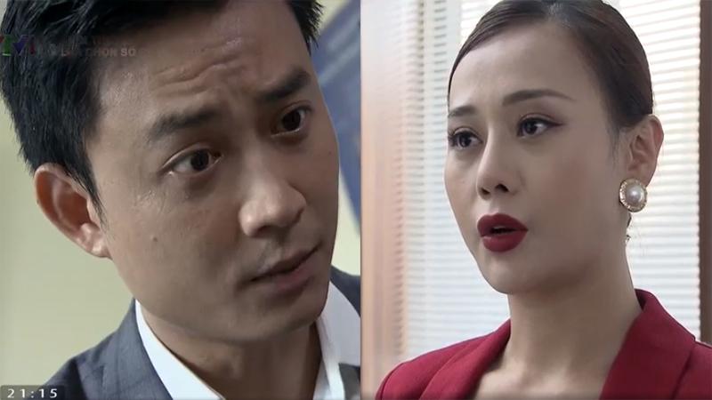 'Lựa chọn số phận' tập 68: Tiến Lộc nổi máu dê, cưỡng hôn Phương Oanh khiến chị đại 'chia tay vội'