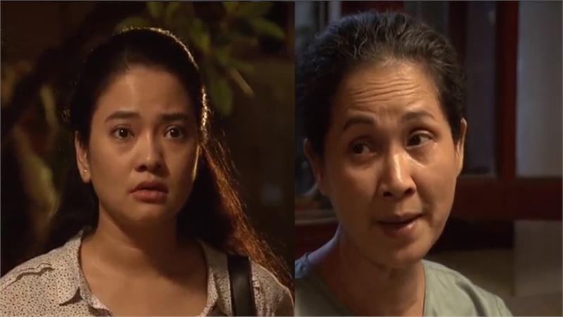 'Lửa ấm' tập 28: Hết bị tiểu tam câu dẫn, bà Mai (NSND Lan Hương) đã tự 'đốt nhà' gây hấn với con dâu