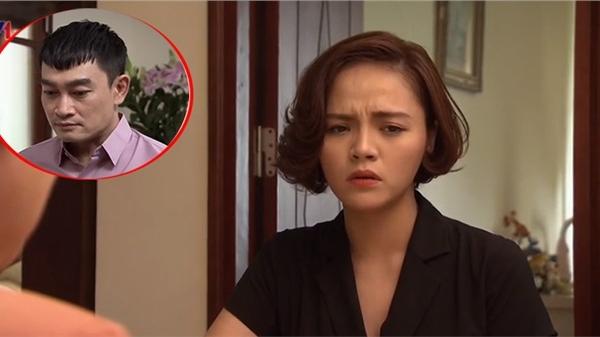 'Lửa ấm' tập 40: NSƯT Trương Minh Quốc Thái từ chối thăng chức khiến 'tiểu tam' Thu Quỳnh tăng xông