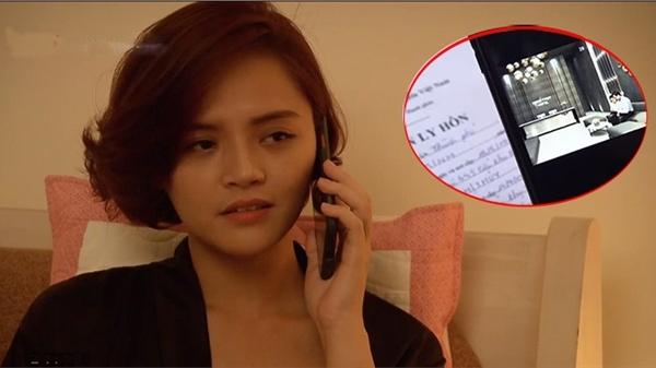 'Lửa ấm' tập 42: Thu Quỳnh giở trò ly gián khiến vợ chồng người cũ phải ly hôn