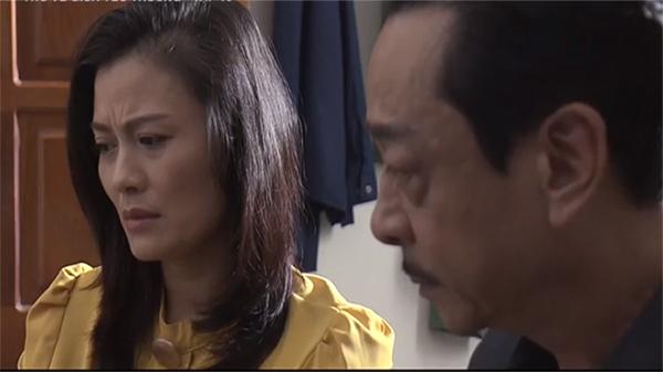 'Trở về giữa yêu thương' tập 19: Con gái bị nghi oan ngoại tình, NSND Hoàng Dũng dùng bài 'về nhà đi con' an ủi